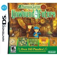 Prof layton and Unwound Future